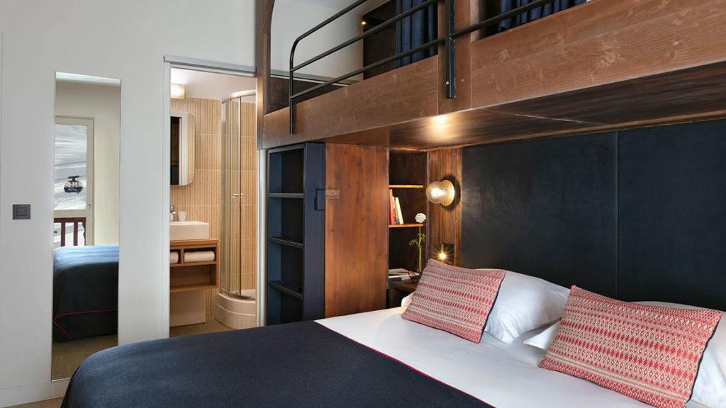 hotel-marielle-val-thorens-chambre-sans-vue