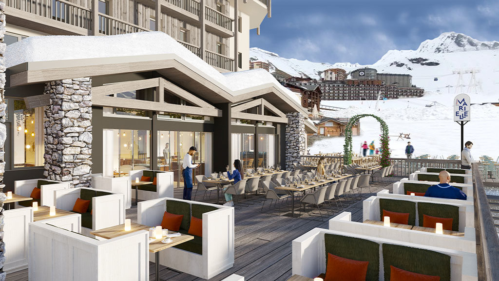 marielle-hotel-val-thorens-terrasse