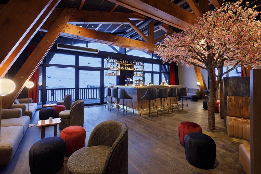 Hôtel Marielle - Bar (1) - BD