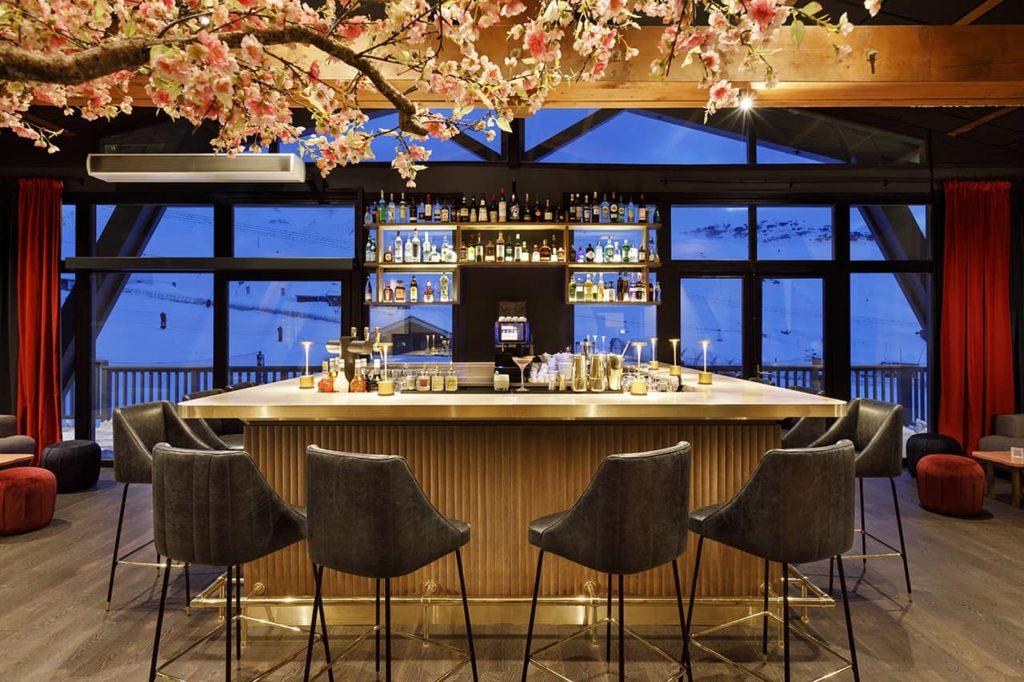 Hôtel Marielle - Bar (3) - BD