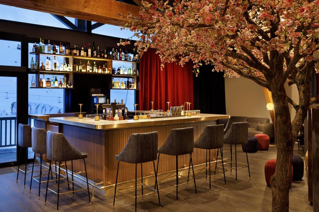 Hôtel Marielle - Bar (5) - BD
