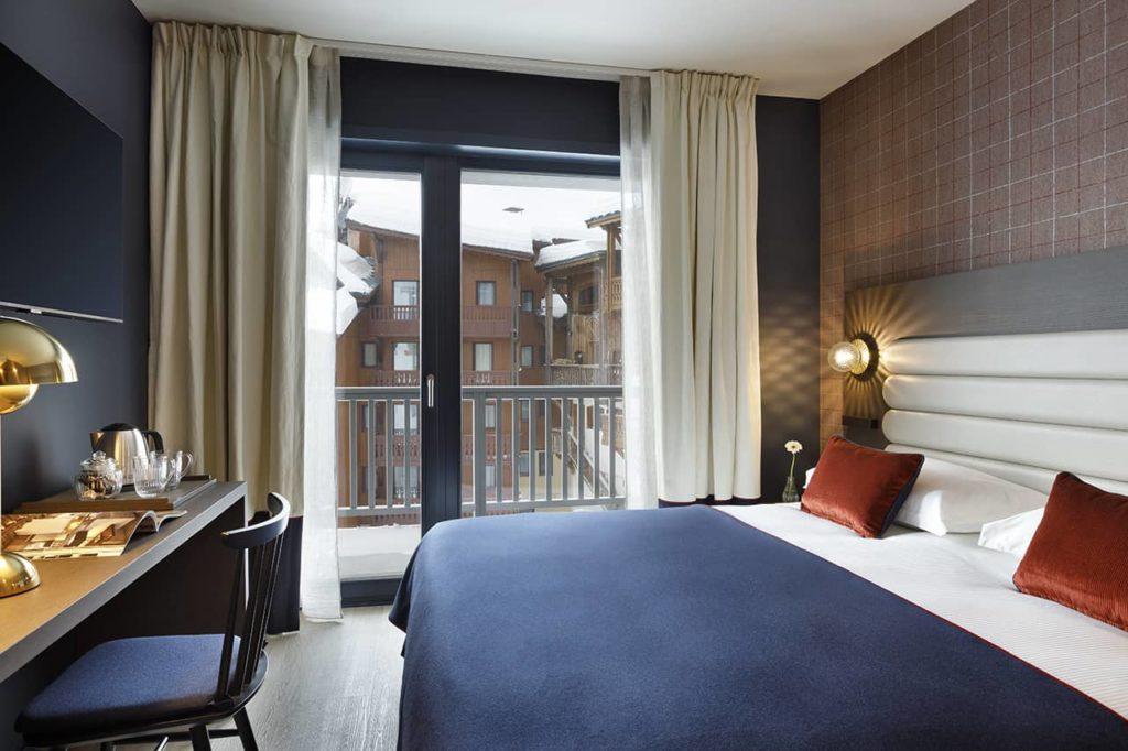 Hôtel Marielle - Chambre Classique (1) - BD