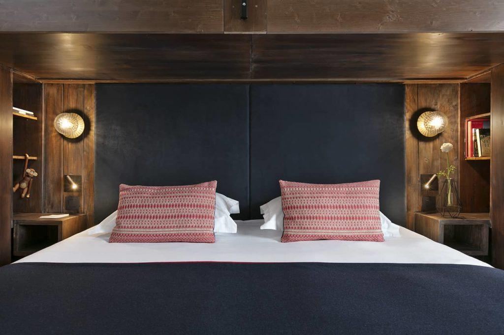 Hôtel Marielle - Chambre Classique 2A+2E (3) - BD