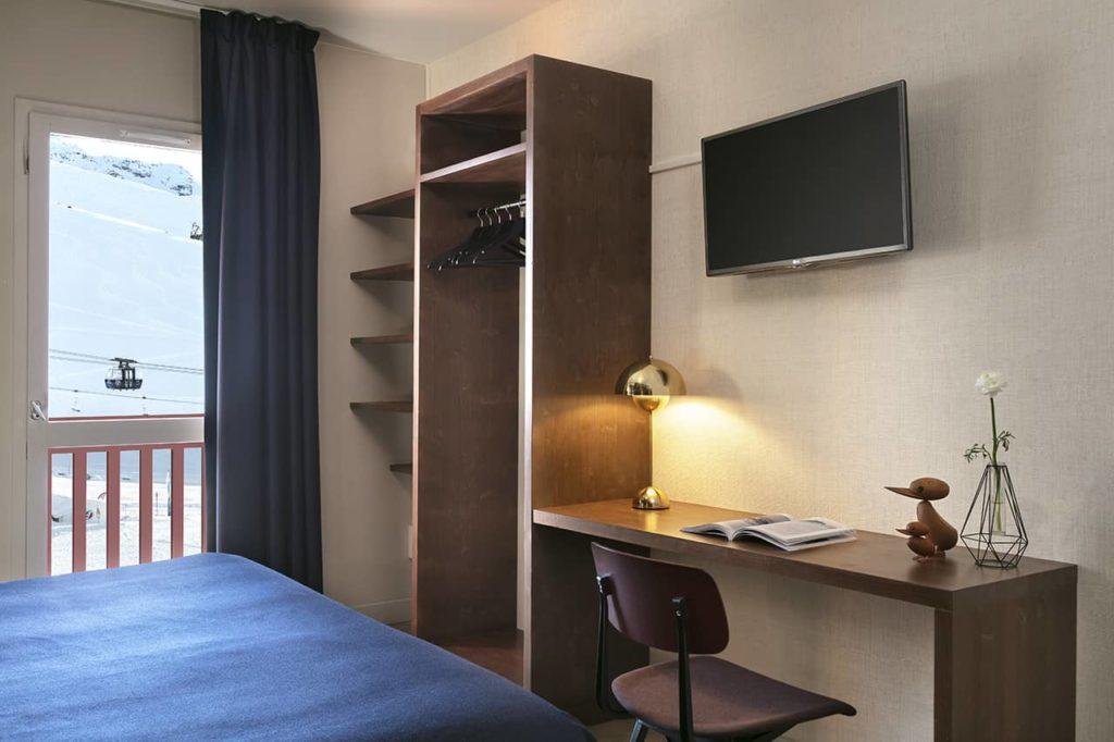 Hôtel Marielle - Chambre Classique 2A+2E (6) - BD
