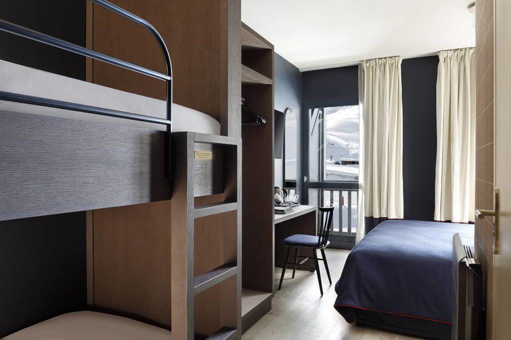 Hôtel Marielle - Chambre Familiale (1) - BD