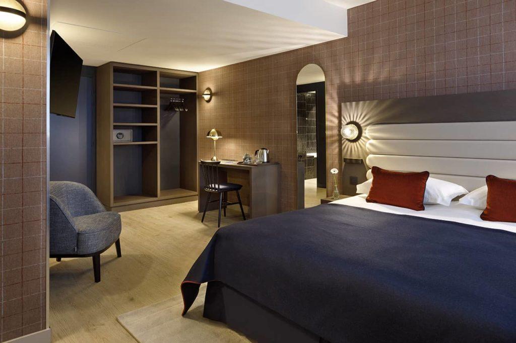Hôtel Marielle - Chambre Familiale Supérieure (3) - BD