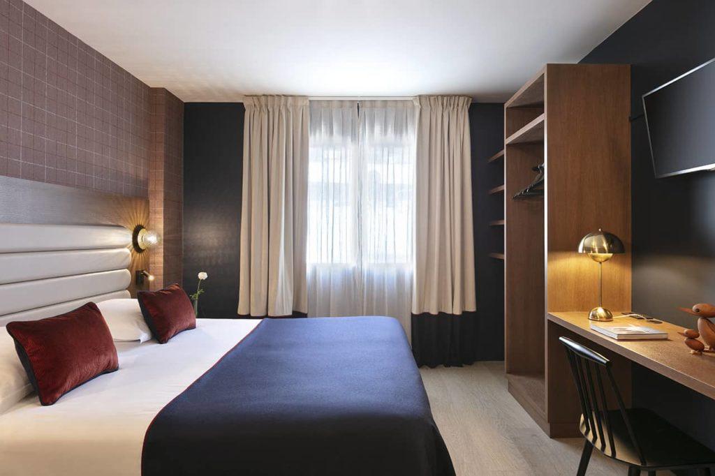 Hôtel Marielle - Chambre Supérieure (5) - BD