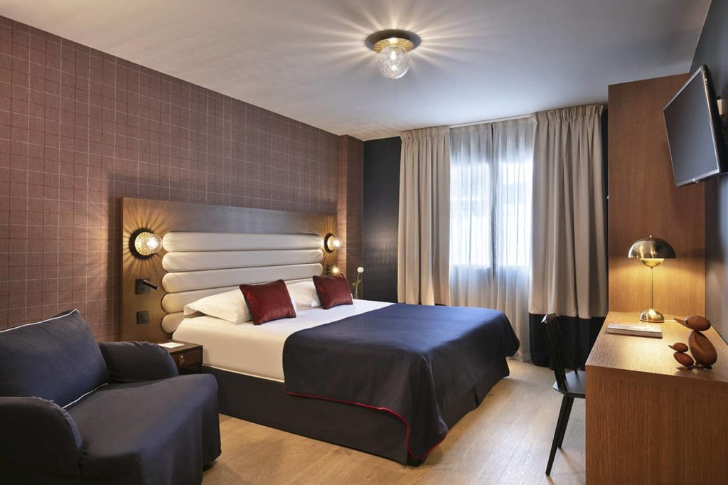 Hôtel Marielle - Chambre Supérieure (6) - BD