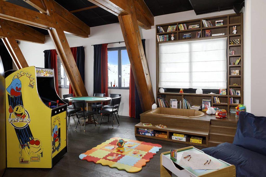 Hôtel Marielle - Espace Enfants - BD