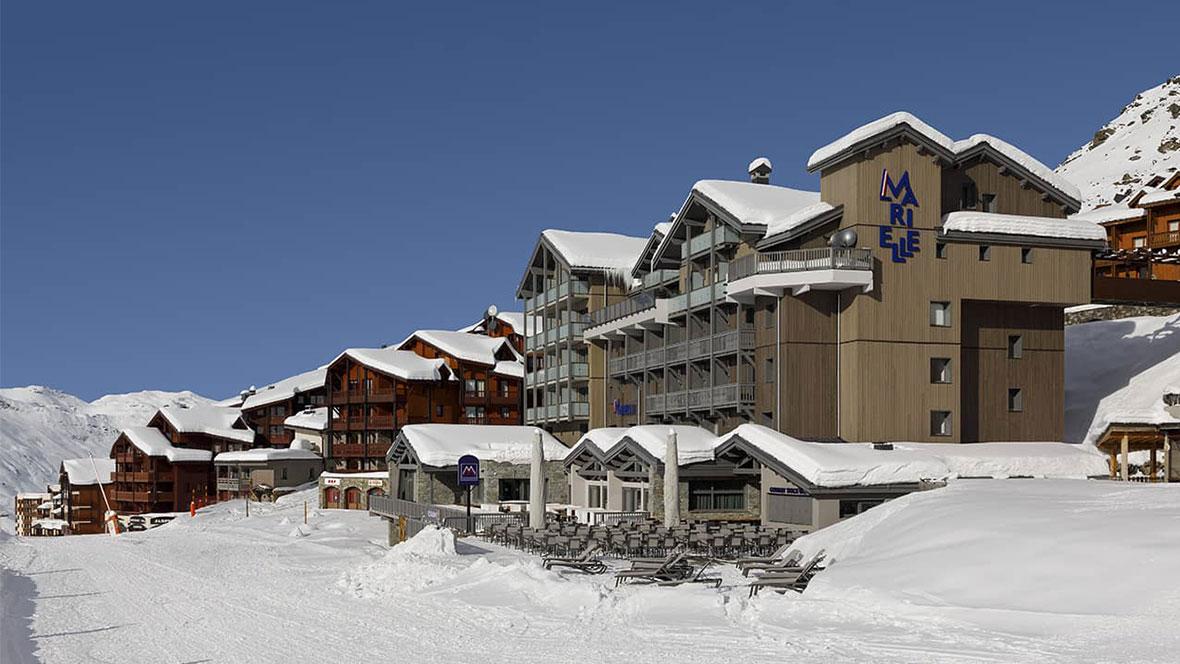 Hôtel Marielle Val Thorens Spa Nuxe côté