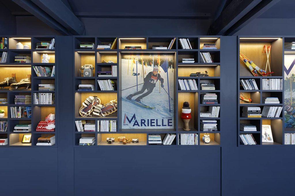 Hôtel Marielle - Lobby (2) - BD