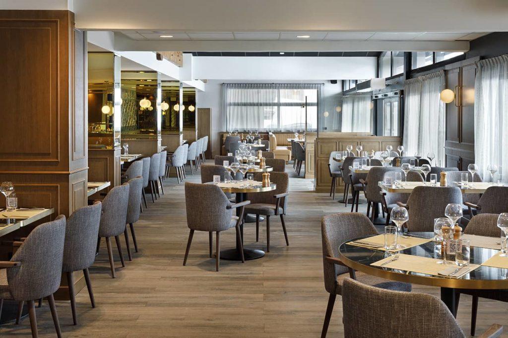 Hôtel Marielle - Restaurant (2) - BD