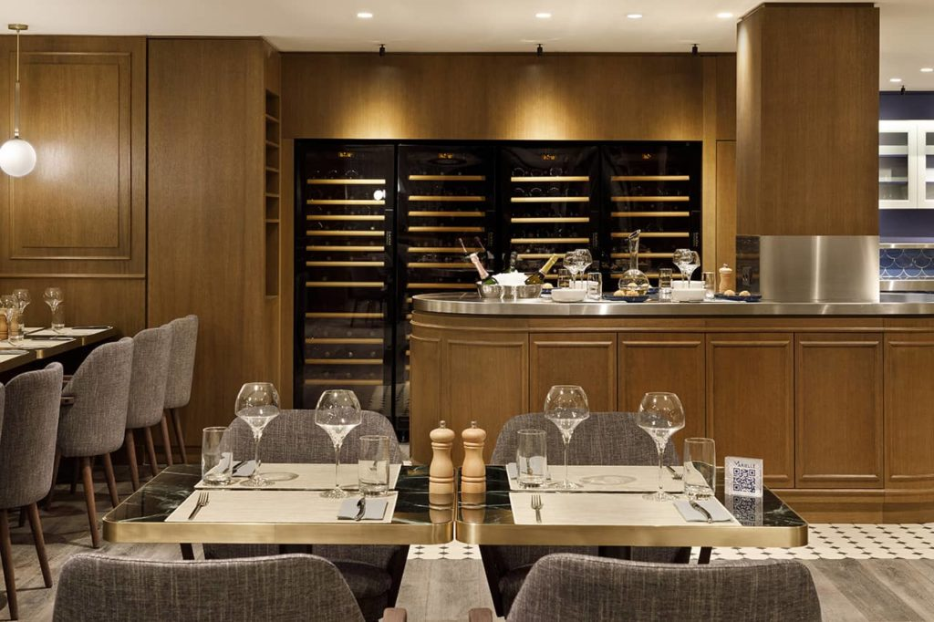 Hôtel Marielle - Restaurant (3) - BD