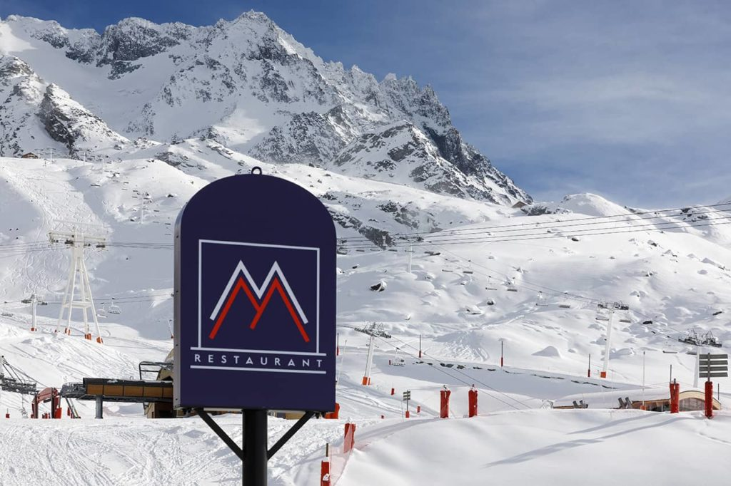 Hôtel Marielle - Totem Restaurant M - BD